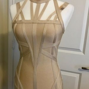 NWOT bebe Bodycon Party/Cocktail Dress